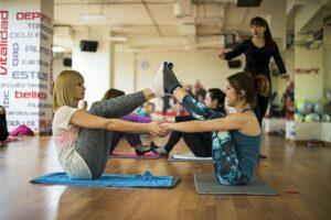 Entrenamiento de core ejercicios